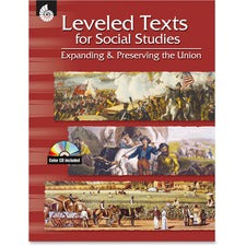 Shell Expndg The Union Leveled Text Book Education Printed/Electronic Book for Social Studies - Published on: 2007 April 05 - Book, CD-ROM - 144 Pages