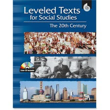 Shell 20th Century Leveled Texts Book Education Printed/Electronic Book for Social Studies - Published on: 2008 May 30 - Book, CD-ROM - 144 Pages
