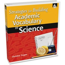 Shell Building Academic Science Vocabulary Book Education Printed/Electronic Book for Science by Christine Dugan - Published on: 2010 January - Book, CD-ROM - 304 Pages
