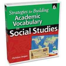 Shell Building Academic Social Studies Vocabulary Book Education Printed/Electronic Book for Social Studies by Christine Dugan - Published on: 2010 January 01 - Book, CD-ROM - 304 Pages