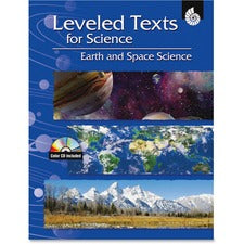 Shell Education Earth/Space Leveled Texts Book Education Printed/Electronic Book for Science - English - Published on: 2008 March 30 - Book, CD-ROM - 144 Pages