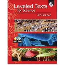 Shell Life Science Leveled Texts Book Education Printed/Electronic Book for Science - Published on: 2008 March 30 - Book, CD-ROM - 144 Pages
