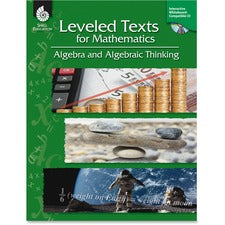 Shell Gr 3-12 Algebra Thinking Text Book Education Printed/Electronic Book for Mathematics by Lori Barker - English - Published on: 2011 June 01 - Book, CD-ROM - 144 Pages