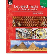 Shell Gr 3-12 Math/Geometry Text Book Education Printed/Electronic Book for Mathematics by Lori Barker - English - Published on: 2011 June 01 - CD-ROM, Book - 144 Pages