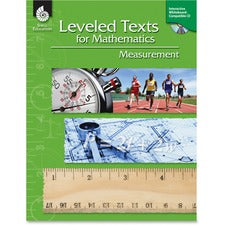 Shell Grade 3-12 Measurement Level Texts Book Education Printed/Electronic Book for Mathematics by Christy Sorrell - English - Published on: 2011 June 01 - CD-ROM, Book - 144 Pages