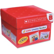 Scholastic Res. PreK Little Level B Readers Book Set Printed Book - Scholastic Publication - August 2003 - Book - Grade Pre K-2 - English