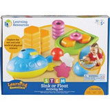 Learning Resources Sink/Float Activity Set - Theme/Subject: Learning - Skill Learning: Science, Mathematics, Technology, Engineering - 5+