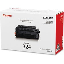 Canon 324 Original Toner Cartridge - Laser - Standard Yield - 11000 Pages - Black - 1 Each