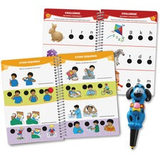 Hot Dots Jr Pre-K Reading Set Interactive Printed Book - Book - Grade Pre-K
