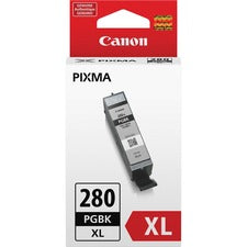 Canon PG-280 XL Ink Cartridge - Black - Inkjet - 1 Each
