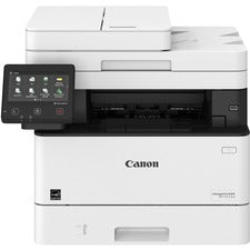 Canon imageCLASS MF MF424dw Laser Multifunction Printer - Monochrome - Copier/Fax/Printer/Scanner - 40 ppm Mono Print - 600 x 600 dpi Print - Automatic Duplex Print - 600 dpi Optical Scan - 350 sheets Input - Gigabit Ethernet - Wireless LAN