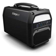 ChargeTech 124,000 mAh Portable Power Station - Input Voltage: 19 V DC - Output Voltage: 9 V DC, 12 V DC, 120 V AC
