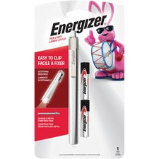 Eveready LED Pen Light - Bulb - 1 W - AAA - AluminumBody - Silver
