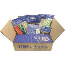 "Teacher Created Resources STEM Starters Zip Line Kit - Project, Student, Education, Craft - 4"" x 11""13.50"" - 1 Kit - Multi"