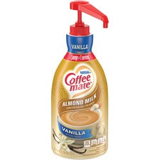 Coffee mate Vanilla Almond Milk Creamer - Vanilla Almond Milk Flavor - 50.70 fl oz (1.50 L) - 1EachBottle