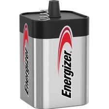 Energizer Max 6-Volt Alkaline Lantern Battery - For Multipurpose - 6 V DC - 2600 mAh - Alkaline - 1 / Each