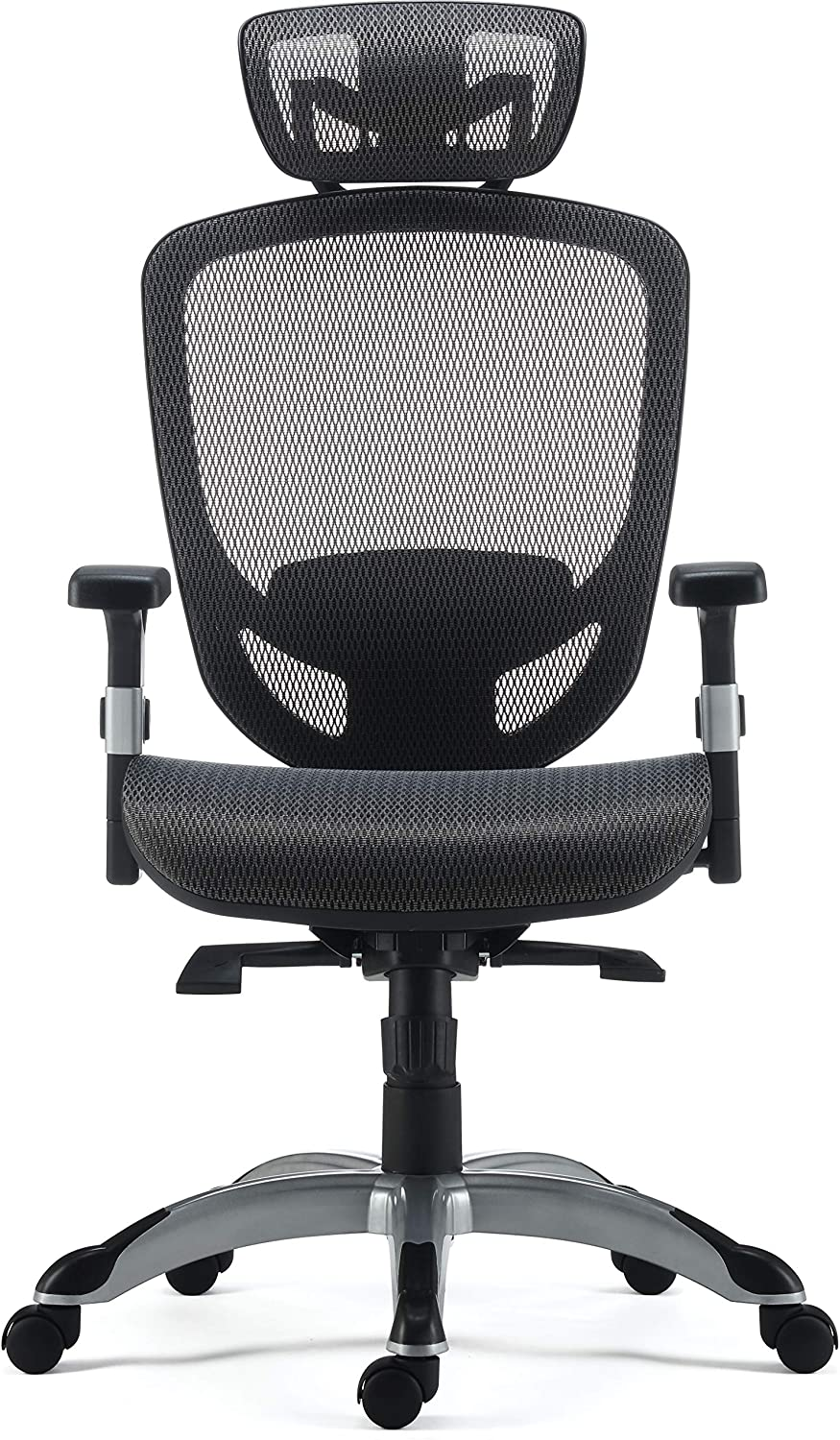Staples Hyken Mesh Task Chair, Black (23481-CC)- Free Returns