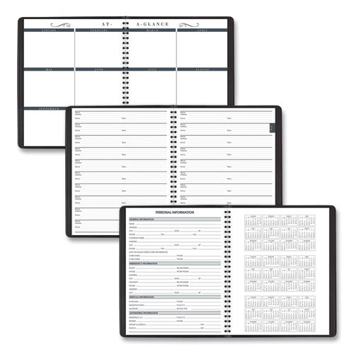 Monthly Planner In Business Week Format, 10 X 8, White, 2021