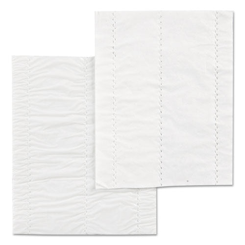 Choice Meat Tray Pads, 4.5 X 6, White, 2,000-carton