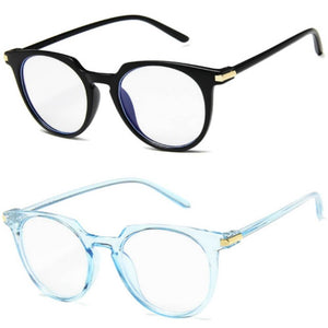 Blue Light Blocking Glasses - Molly (2 Pack) - Teddith CA
