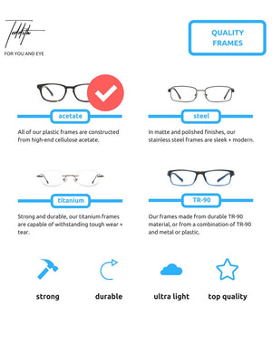 Polarized Sunglasses for Men/Women Gradient Wayfarer Frame - Black - Teddith Blue Light Glasses Computer Glasses Gaming Reading Glasses Anti Glare Reduce Eye Strain Screen Glasses