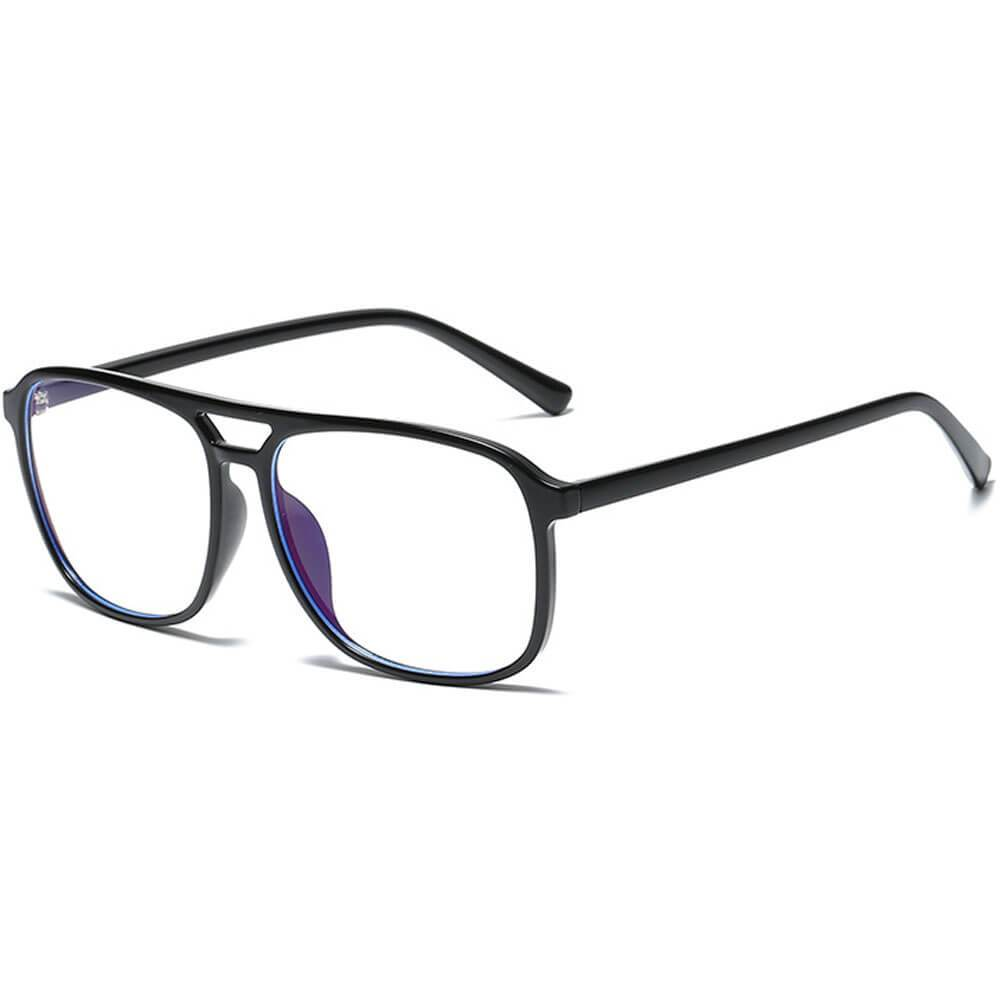 Blue Light Glasses for Computer Reading Gaming - Apollo - Teddith Blue Light Glasses Computer Glasses Gaming Reading Glasses Anti Glare Reduce Eye Strain Screen Glasses