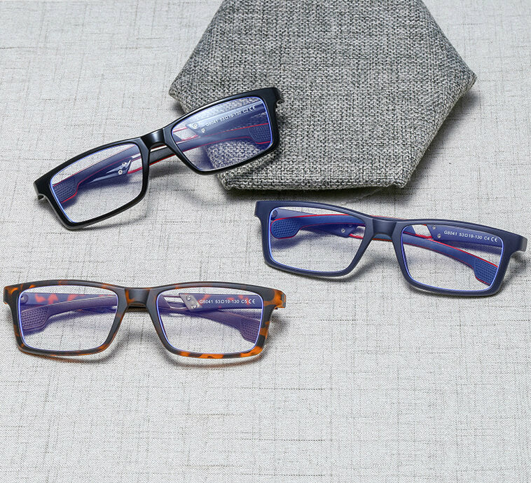 Blue Light Blocking Glasses for Computer - Smokey - Teddith CA