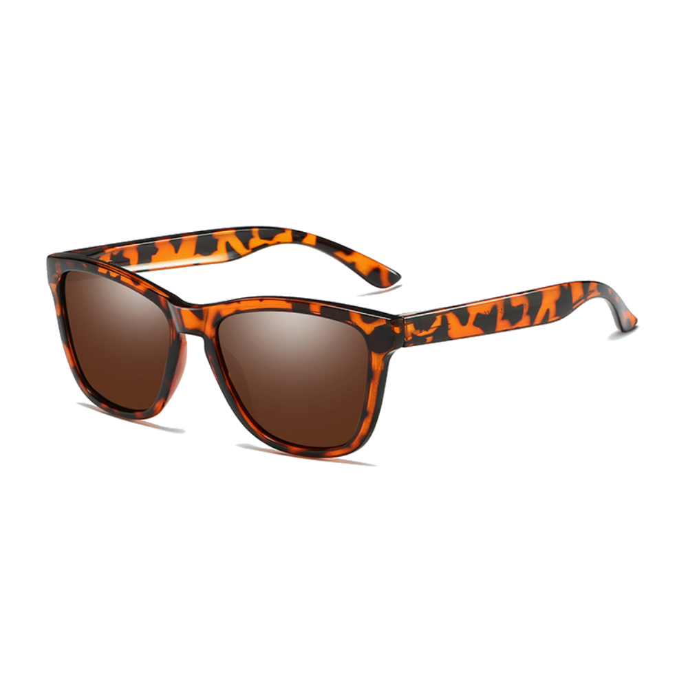 Polarized Sunglasses for Men/Women Gradient Wayfarer Frame - Leopard - Teddith Blue Light Glasses Computer Glasses Gaming Reading Glasses Anti Glare Reduce Eye Strain Screen Glasses
