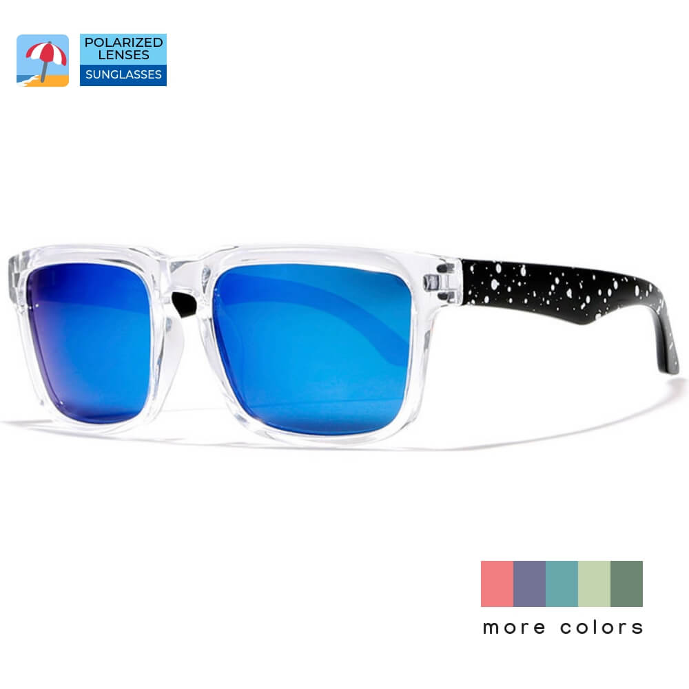 Polarized Active Sunglasses for Women / Men - Murphy - Teddith Blue Light Glasses Computer Glasses Gaming Reading Glasses Anti Glare Reduce Eye Strain Screen Glasses
