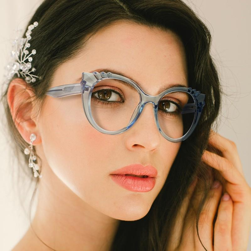 Blue Light Glasses for Computer Reading Gaming - Ella - Teddith CA