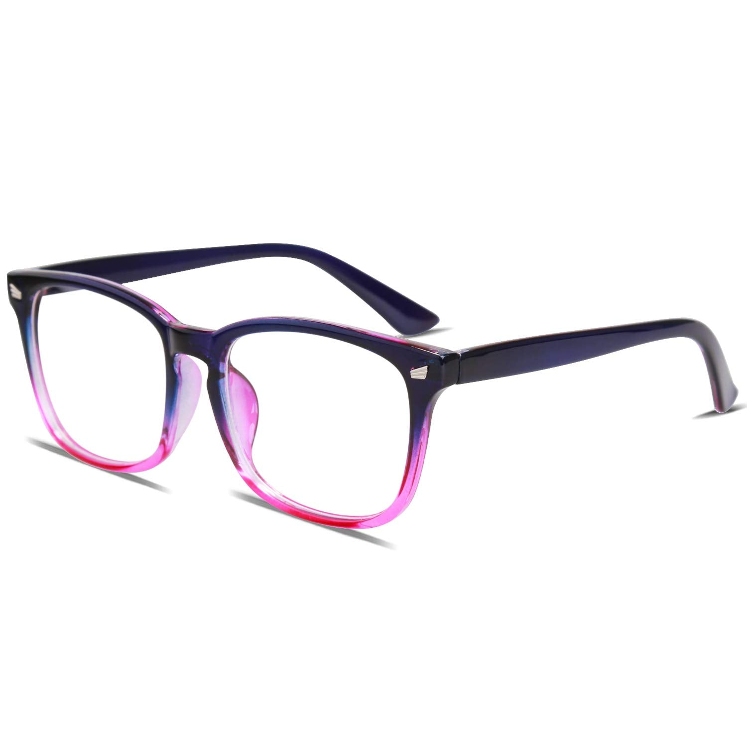 Blue Light Blocking Glasses for Computer Gaming Reading - Amy - Teddith Blue Light Glasses Computer Glasses Gaming Reading Glasses Anti Glare Reduce Eye Strain Screen Glasses