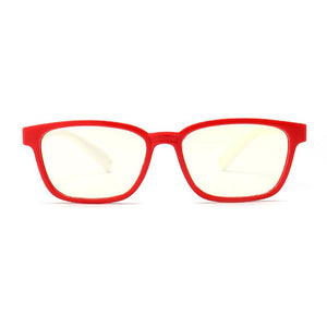 Blue Light Blocking Computer Screen Reading Glasses for Kids Ages [3-9] - Malik - Teddith - Canada