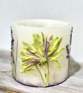 Lavender Garden - Nature Inspired Candle SKU:GC_CL1