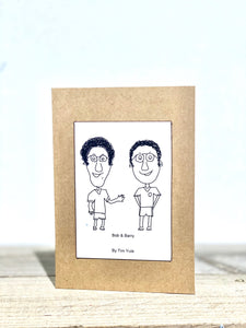 B Bob & Barry - by Tim Yule, SKU:TC_BBB