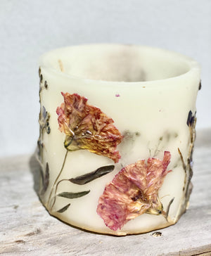 Pink Cottage - Nature Inspired Candle SKU:GC_CP1