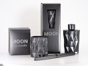 Moon - Essential oil Reed Diffuser SKU: Moon_Diff