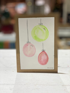 Christmas Deco - Christmas Cards