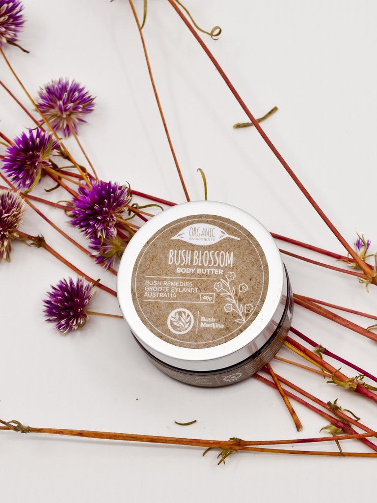 BUSH BLOSSOM BODY BUTTER 40ML