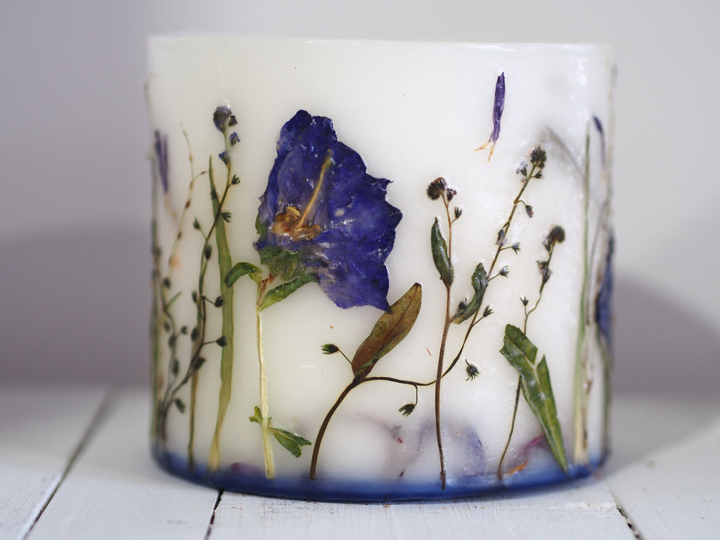 Nature Inspired Candle - Cottage Purple