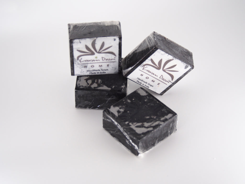 Activated Charcoal + Tea Tree Handmade Soap