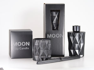 Moon - Essential oil Soy Candle SKU: Moon_can