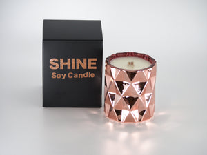 Shine - Essential oil Soy Candle SKU: Shine_can