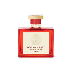 Ruby Staple Parfum - GRAHAM & POTT