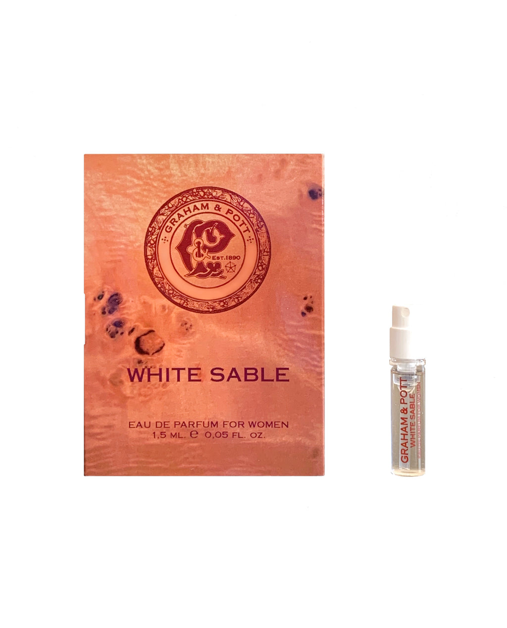 White Sable Sample