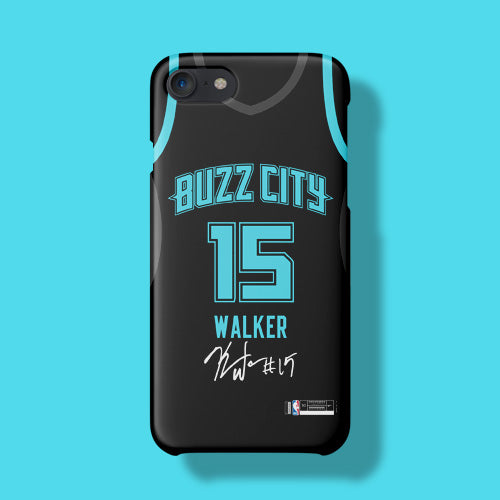 separation shoes 4c5e4 f9460 Charlotte Hornets City Edition Jersey Phone Case