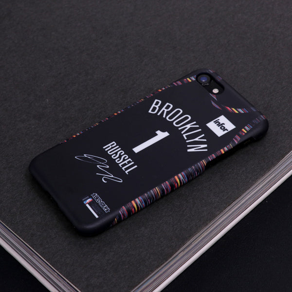 ade98180d89 Brooklyn Nets City Edition Jersey Phone Case – sportcaseplug