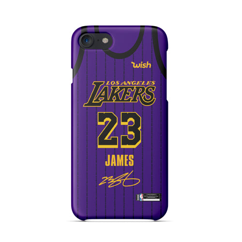 0be29271edc4 Los Angeles Lakers City Edition Jersey Phone Case – sportcaseplug