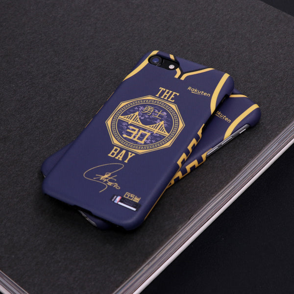 Golden State Warriors City Edition Jersey Phone Case