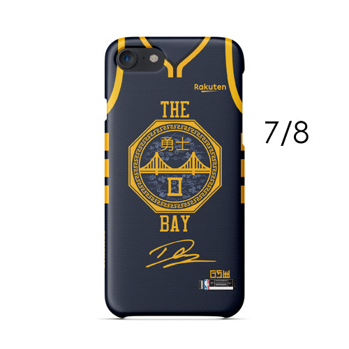 sports shoes 9f895 27e94 Golden State Warriors City Edition Jersey Phone Case