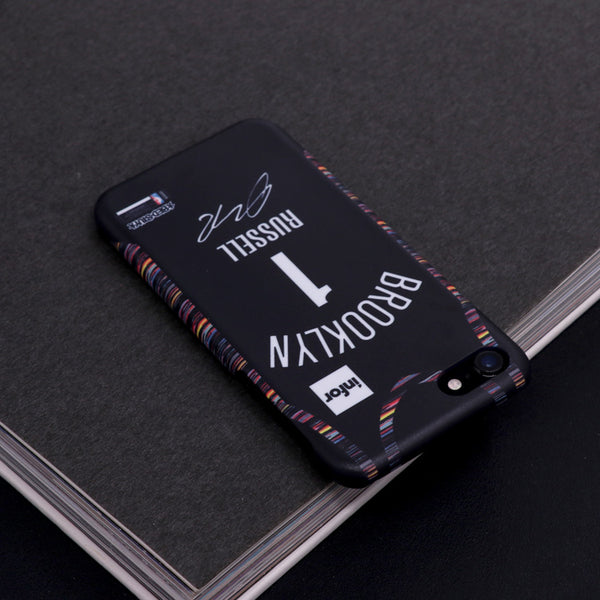 new concept 4559c 4bbfd Brooklyn Nets City Edition Jersey Phone Case